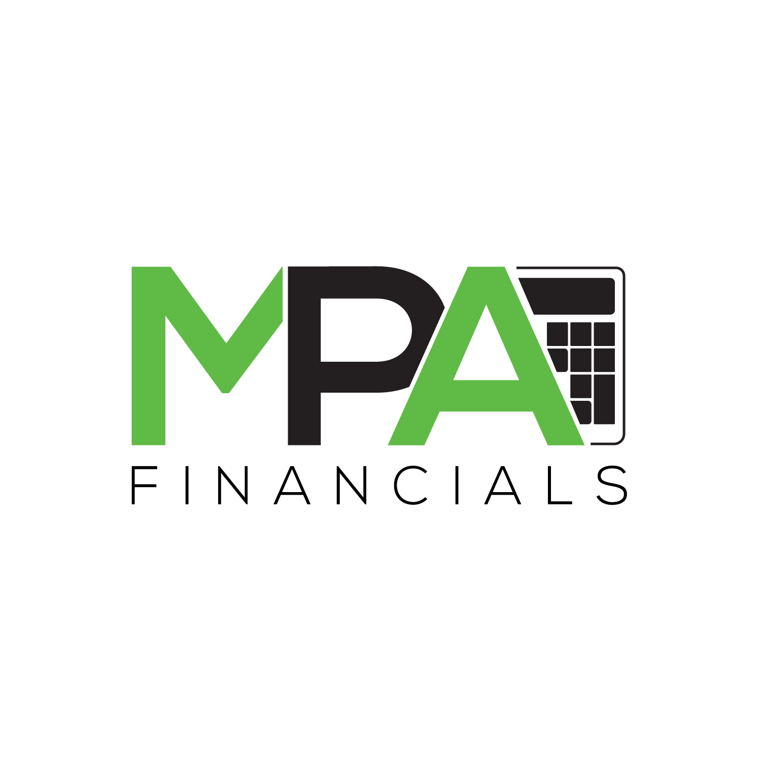 MPA Financials Logo